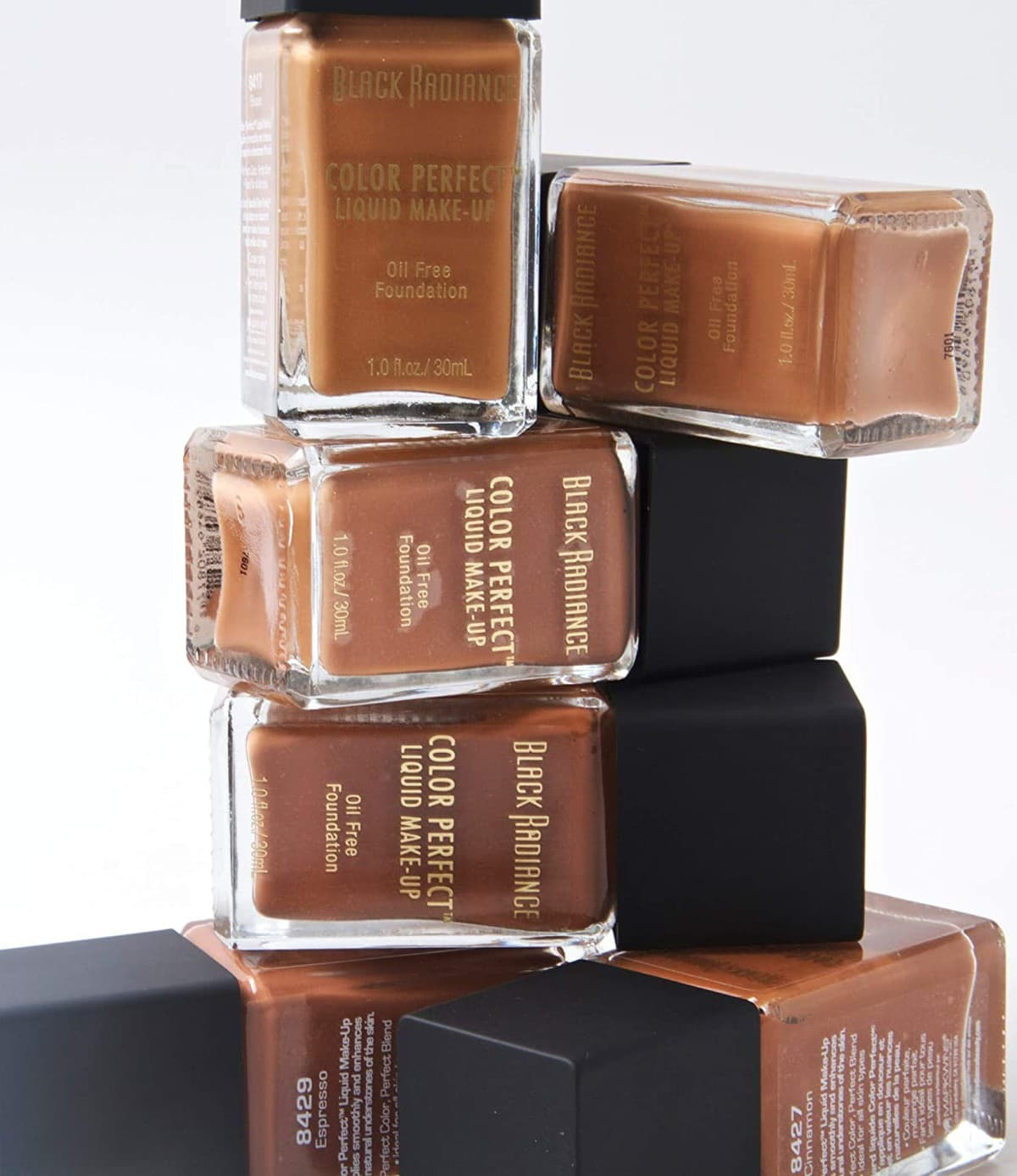 Black Radiance Color Perfect Oil Free Foundation