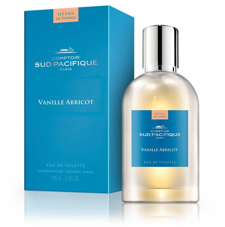 Comptoir Sud Pacifique Vanille Abricot Eau de Toilette Spray