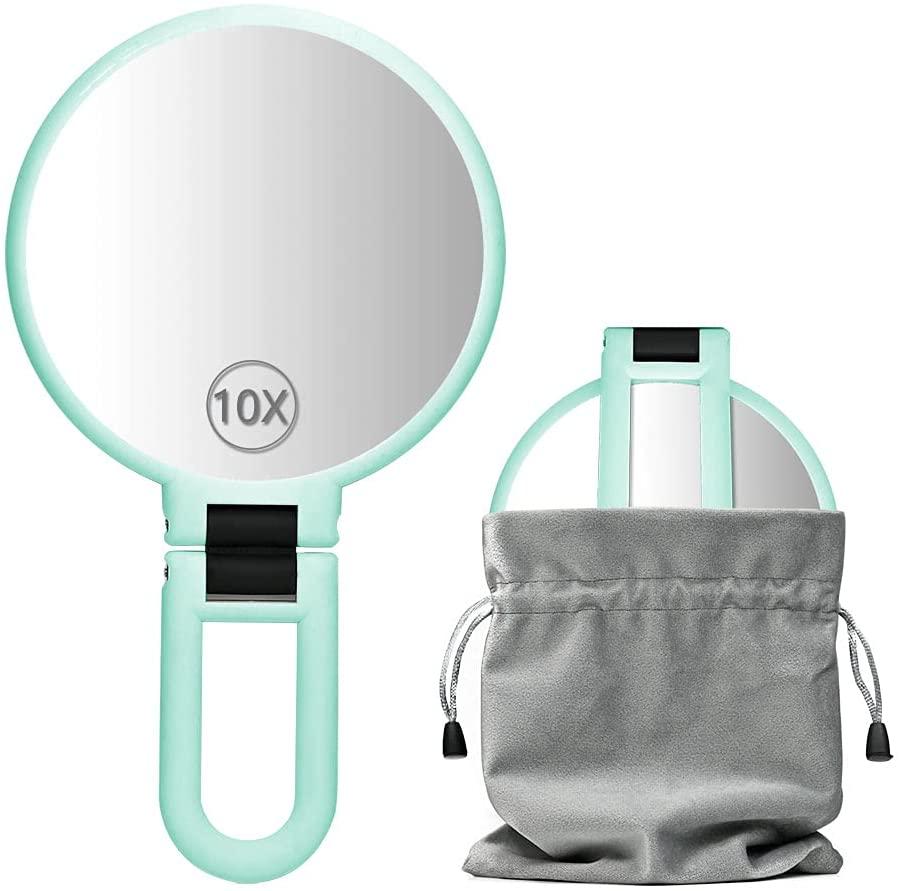 Dolovemk Travel Makeup Mirror
