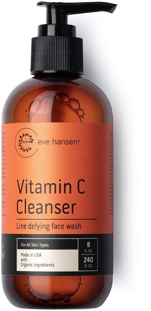 Eve Hansen Vitamin C Face Cleanser