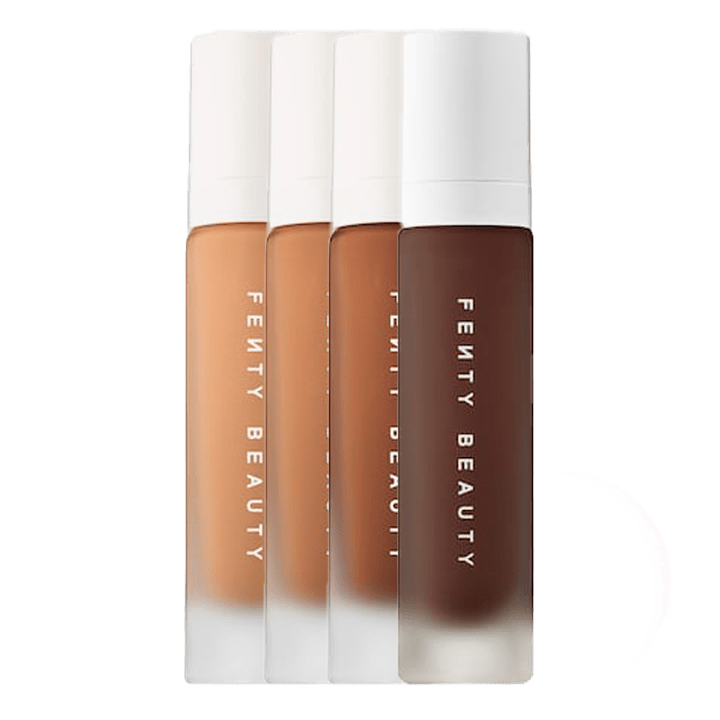Fenty Beauty Pro Filt'r Soft Matte Longwear Foundation for dark skin tones