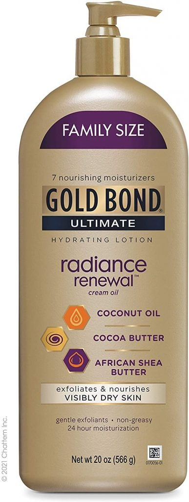 Gold Bond Radiance Renewal Hydrating Lotion