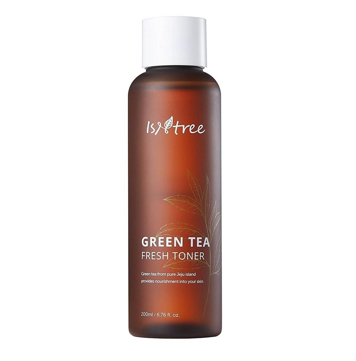 ISNTREE Green Tea Fresh Hydrating Face Toner