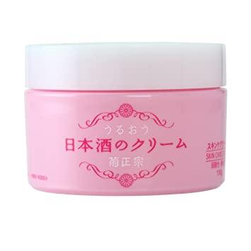 Kikumasamune Sake Skin Care Cream
