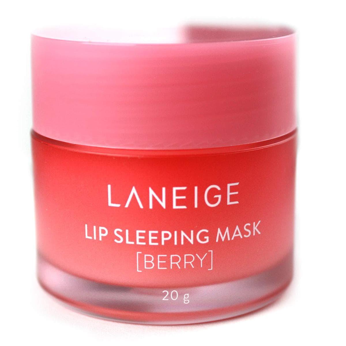 Laneige Lip Sleeping Mask, Berry
