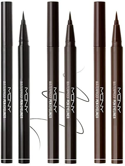 MACQUEEN Waterproof Pen Eyeliner