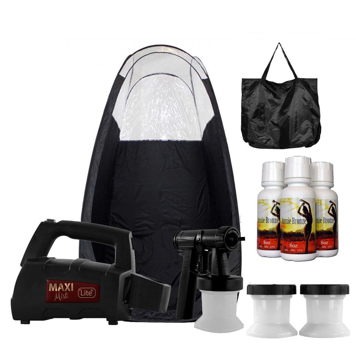 MaxiMist Lite Plus Tan Spray Machine