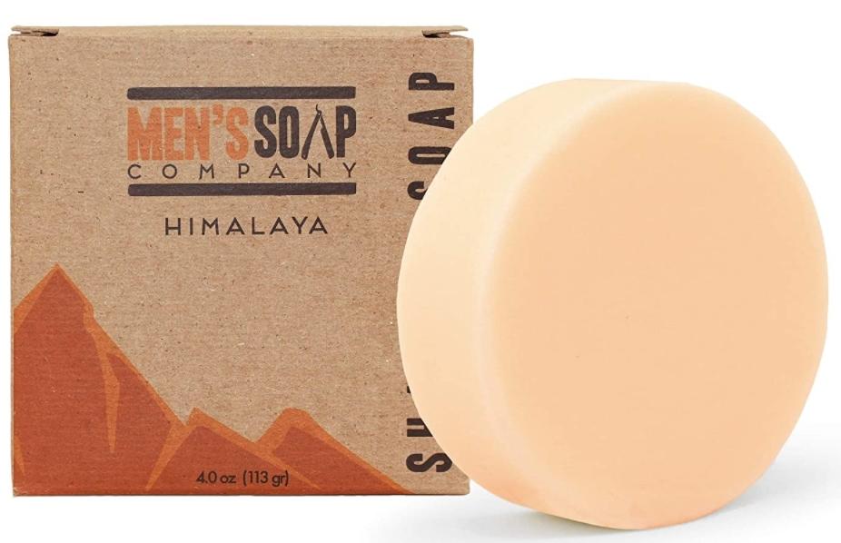 Men's Soap Company Himalaya Shaving Soap