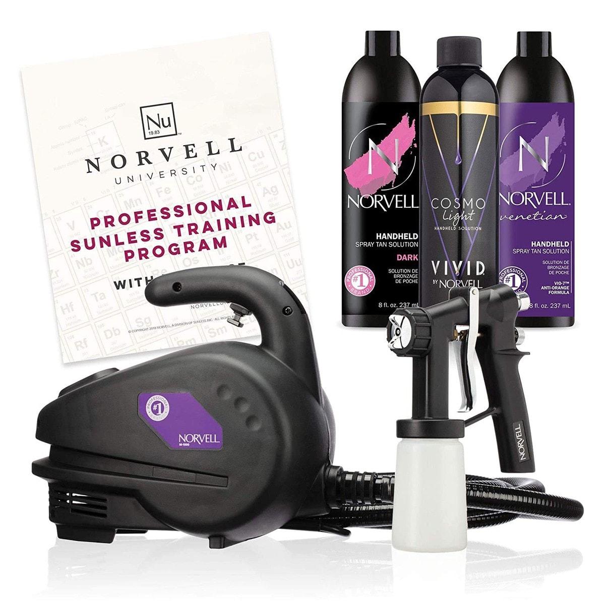 Norvell Sunless Spray Tan Machine