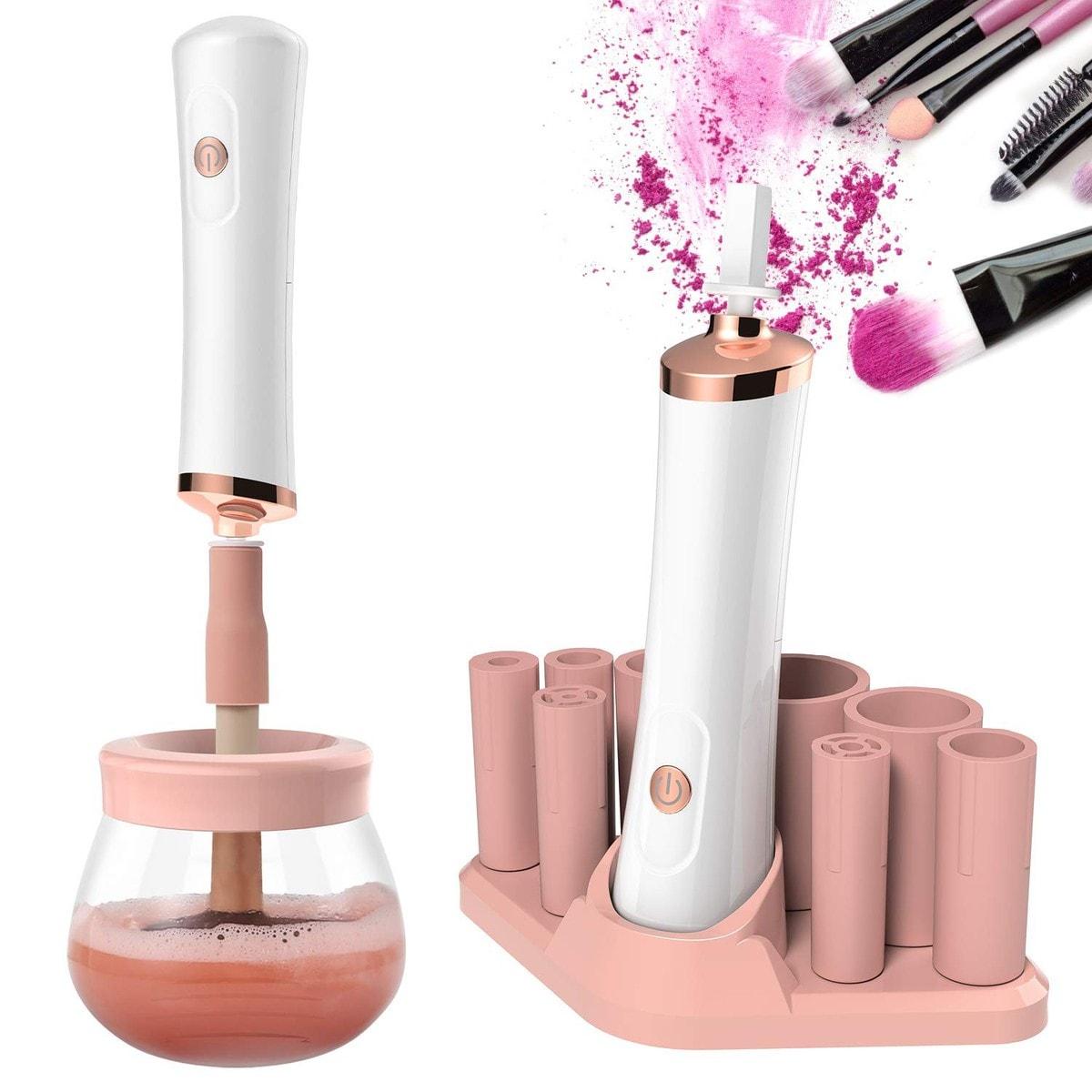Senbowe Upgraded Makeup Brush Cleaner