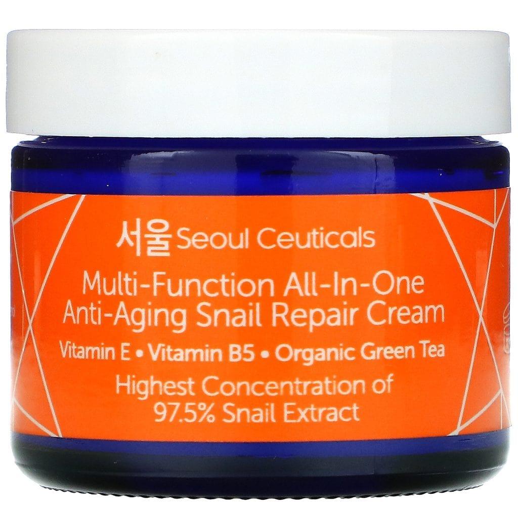 SeoulCeuticals All-In-One Anti-Aging Snail Repair Cream