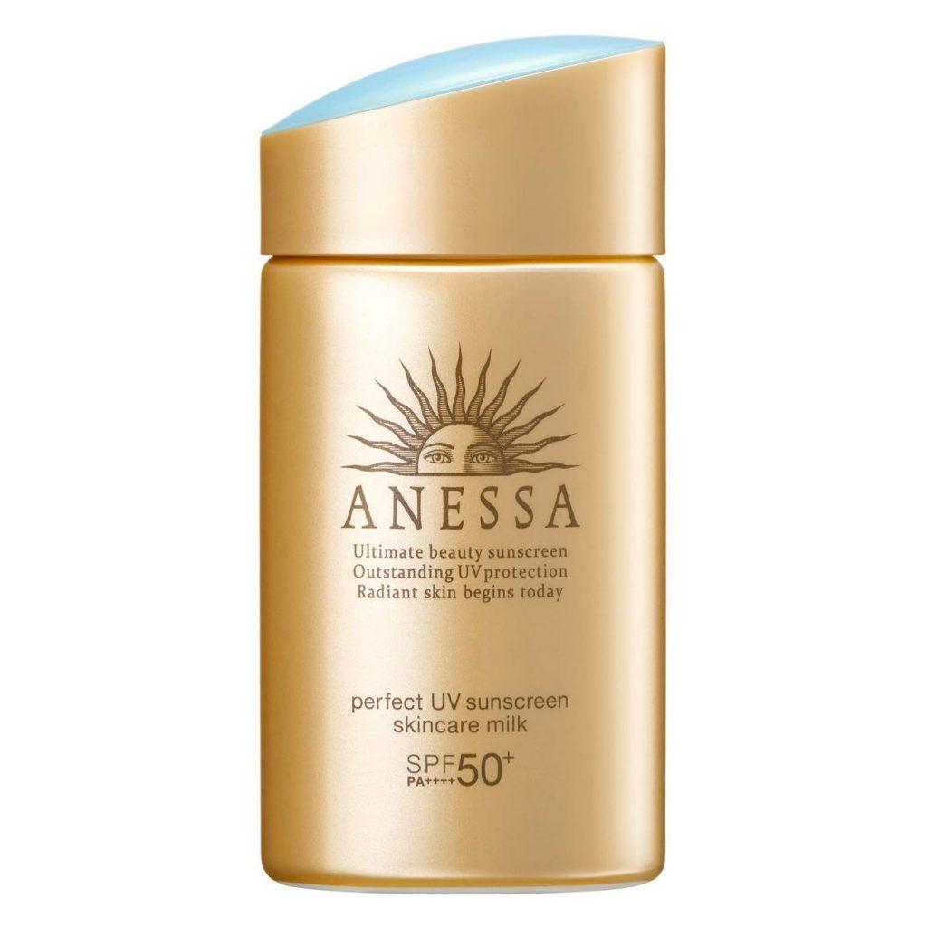 Shiseido Anessa Perfect UV Sunscreen Skincare Milk