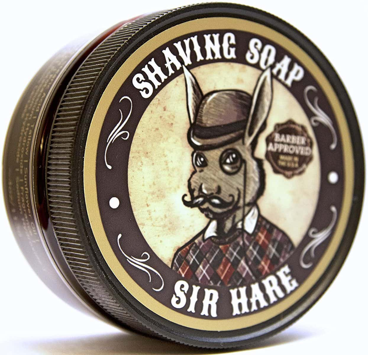 Sir Hare Shaving Soap