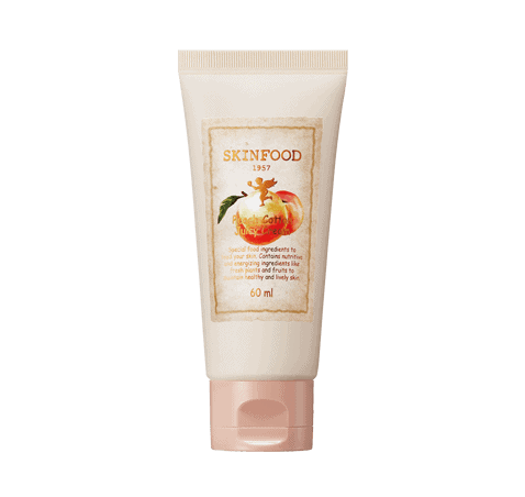 Skinfood Premium Peach Cotton Juicy Cream Sebum Control